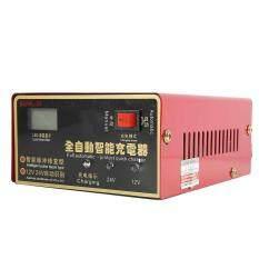 1 PC 12 V/24 V 10A 140 W Memimpin Asam Pengisi Baterai Mobil Motor Penuh Secara Otomatis