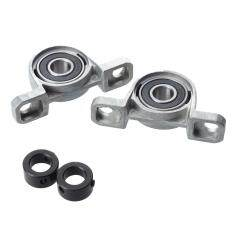 2 Pcs Aluminum Zinc 10 Mm Pendulum Ball Bearing Long Arm Up000 By Sunnny2015.