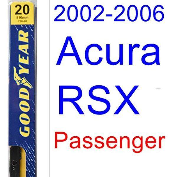 Windshield Wipers For Sale Windshield Washers Online Brands - 2006 acura rl wiper blades