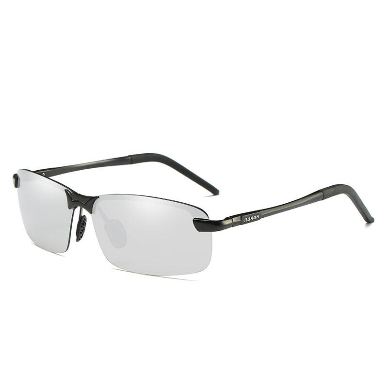 2017 AORON Mens Luxury Polarized Sunglasses Brand LOGO Classic Unisex Goggles Womens Designer Leisure Glasses oculos de sol 3043