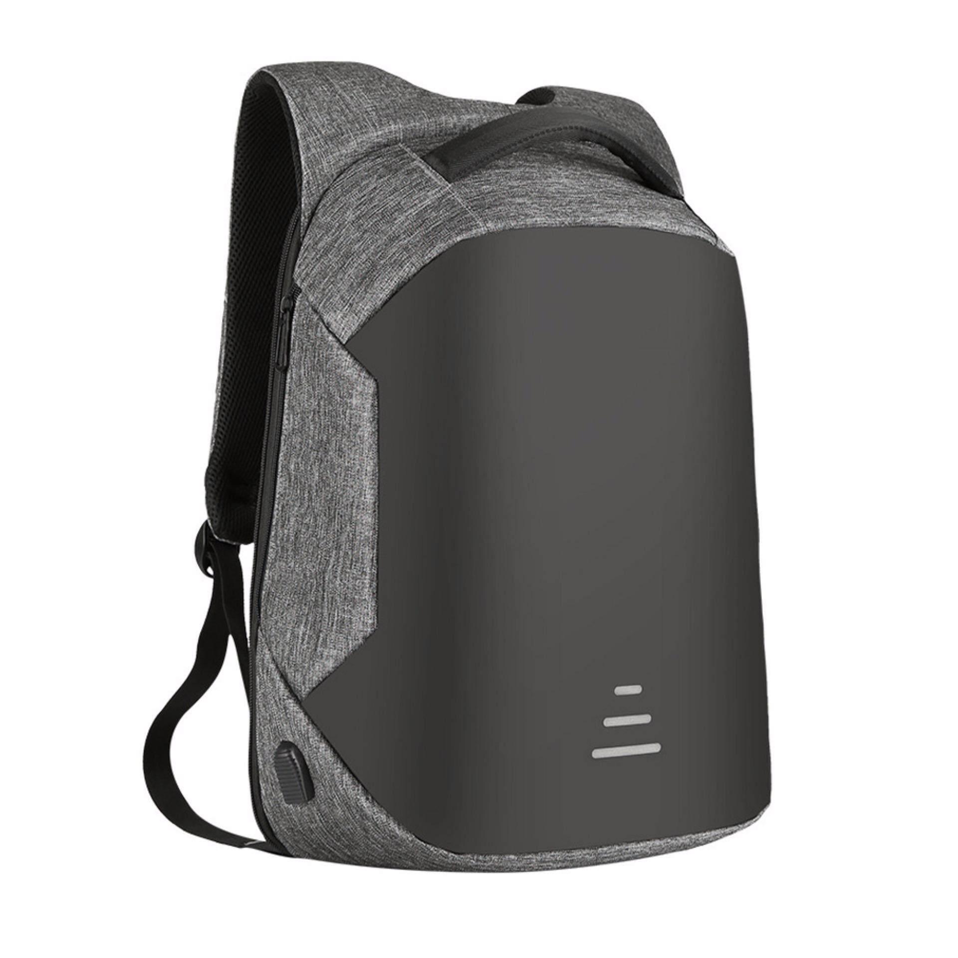 Sale 2017 Best Seller Unisex 15 6 Computer Bag Laptop Backpacks With Usb Charger Water Proof Large Capacity Multi Compartments Travel Rucksack College Sch**l Bag Campus Satchel Bag Shoulder Book Bag Pack Intl Longda Branded