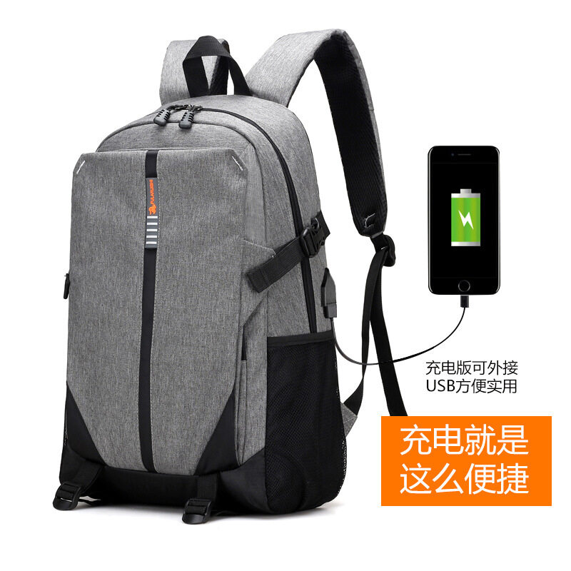 Buy 2018 Latest Version Travel Outdoor Business Casual Laptop Backpack For 12 17Inches Laptop With External Usb Charging Intl Cheap China
