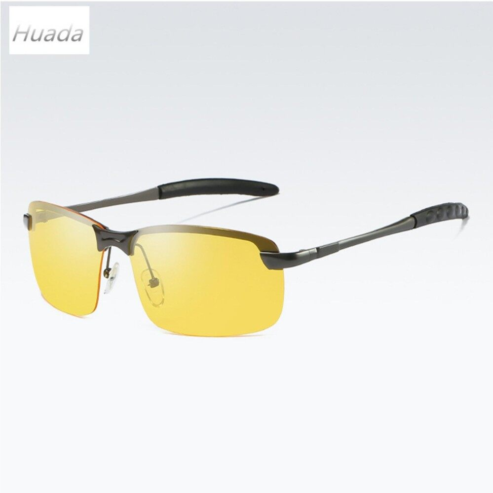 8369eea9dbd2 2018 New Brand Polarized Sunglasses Men Sport Coating Glasses Driving Male Sun  Glasses Day&Night Eyewear gafas