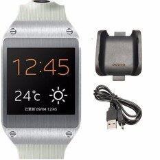 20 Pcs Pengisian Cradle Smartwatch Hitam Dok Pengisi Daya untuk Samsung Galaxy Gear SM-V700