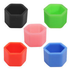 20pcs Vehicle Car Silicone Wheel Nuts Covers Screw Dust Protective Caps By Audew.
