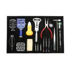 20Pcs Watch Repair Tool Kit Set Case Opener Link Wrench Remover Tool Set Malaysia