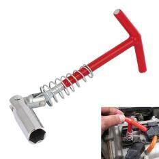 22 เซนติเมตร T - Handle ทนทาน Joint หัวเทียนประแจ 16 มิลลิเมตร Remover เครื่องมือติดตั้ง.