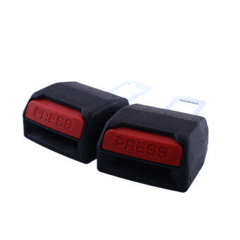 2x Car Auto Safety Lap Belt Extension Saft Canceller Stopper Extender Universal