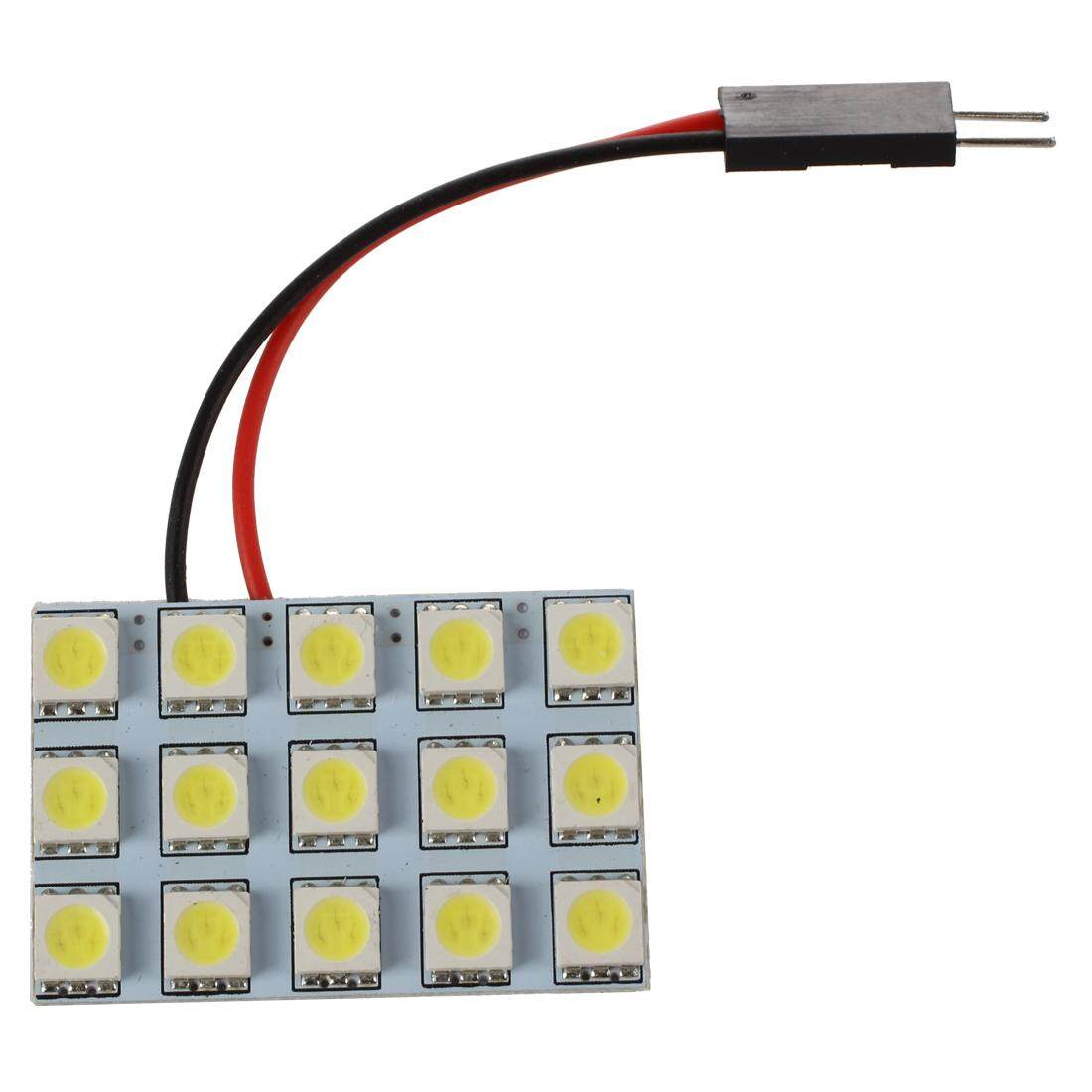Automotive Accessories Buy At Best Price In Wiring Fog Lamp Exora 2x Car Interior Light Panel 15 Smd 5050 Led T10 Ba9s Dome Festoon Bulb Adapter