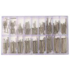 360Pcs 8-25mm Stainless Steel Watch Band Link Cotter Pins Tool Case Watchmaker Malaysia
