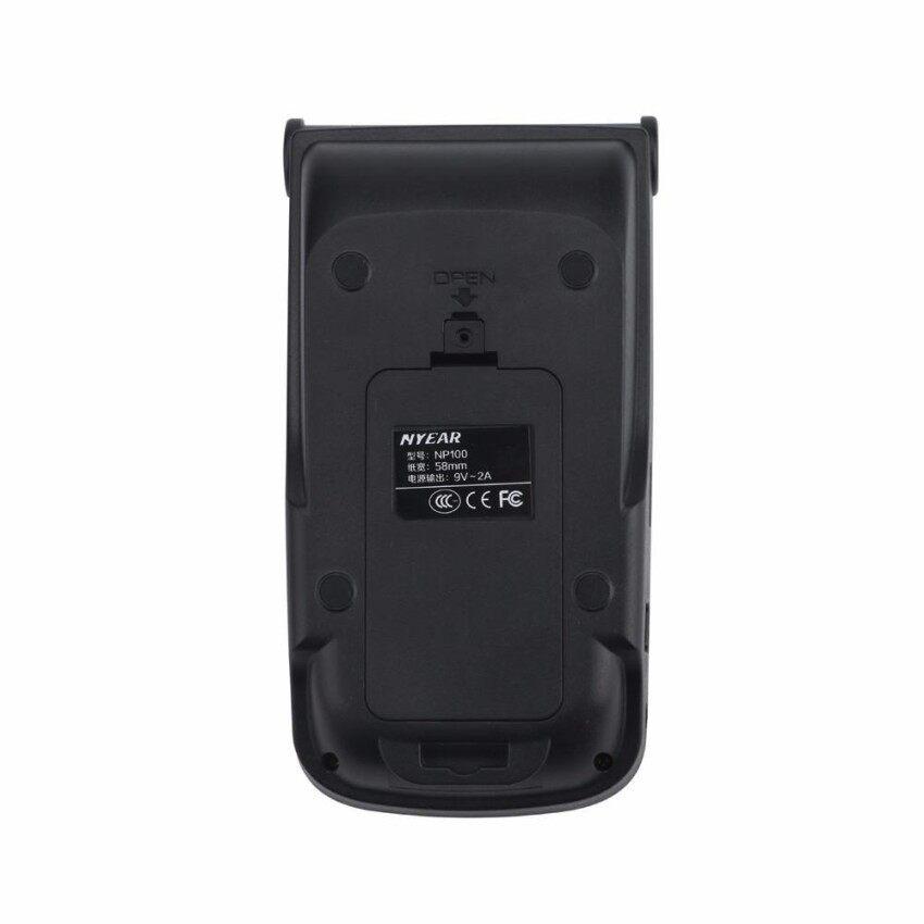58mm For Smartphone Bluetooth4 Receipt Thermal Printer Bill Machine - intl