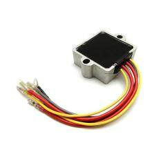 883072T High-performance Rectifier Voltage Regulator Assy 6 Wire  Replacement for Mercury Mariner Outboard Motor