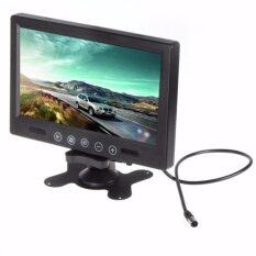 9 Tft/led Hi-Res Display Monitor With Touch Button 2 Video Input By Car Online Automart.