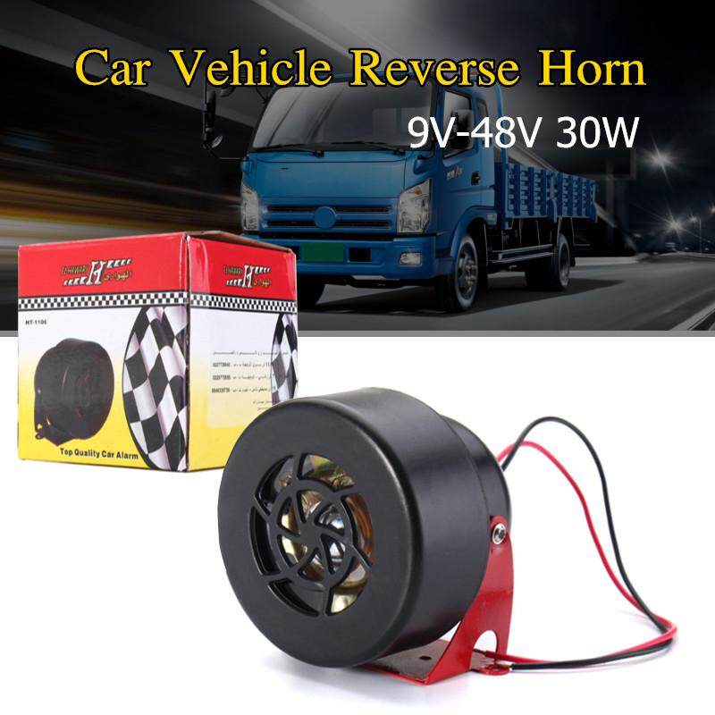 9 V-48 V Universal untuk Kendaraan Sepeda Motor dan Mobil Reversing Tanduk Pengeras Suara Alarm Pager