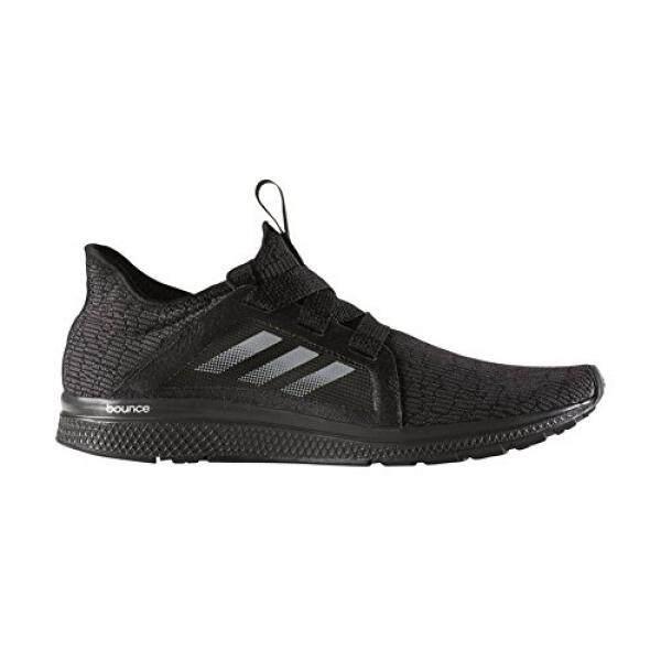 Adidas Kinerja Wanita Edge Lux W Sepatu Lari/Putih/Dgh Solid Abu-abu, Kami-Internasional
