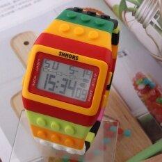 Amart LED Kids Watch Cartoon Watches Colorful Rainbow Girls Digit Clock Hour Wristwatches Malaysia
