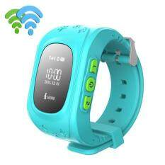 Anti-lost Children Smart Watch GPS Positioning Bluetooth Wrist For Android BU Malaysia