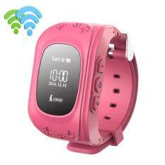 Anti-lost Children Smart Watch GPS Positioning Bluetooth Wrist For Android RD Malaysia