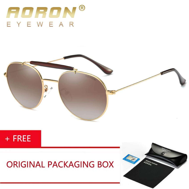 Kacamata Polar AORON Merek Outdoor Fashion Desainer Kacamata Pria Cermin  Klasik Olahraga Kacamata Pengemudi 3540 Cermin 85583f959c