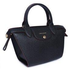 Porté Sans Main Bag Noir Le Pli Longchamp Taille Authentic Sac wZ1UqTxnB