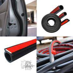 Auto Fan 5m Car Motor Door Edge Guard Small D-Type Rubber Seal Weather Tape Strip Strap By Autofan.