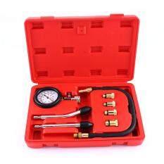Automotive Motorcycles Petrol Engine Compression Test Gauge Tester Kit Tool Set By Jonesmayer.