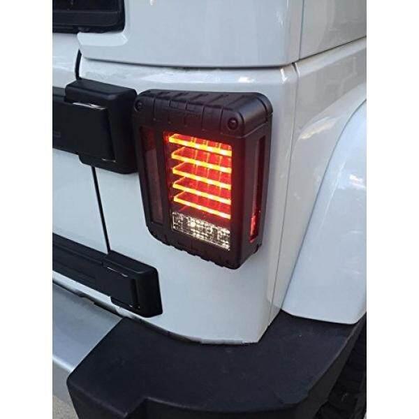THB 8.166. Autvivid 2X LED Taillight Rear Back Bumper Light ...