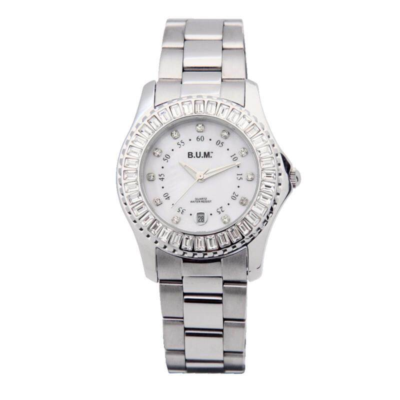 B.U.M Equipment crystal ladies watch B757 Malaysia