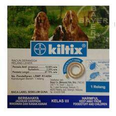 Bayer Kiltix Collar - M (53cm) (for Dog Weight 10-25kg) By Malaysia Petshop.