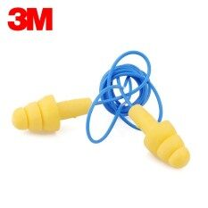 Official Product-5 Pairs High-quality Science Soft Foam Ear Plugs Tapered Travel Sleep