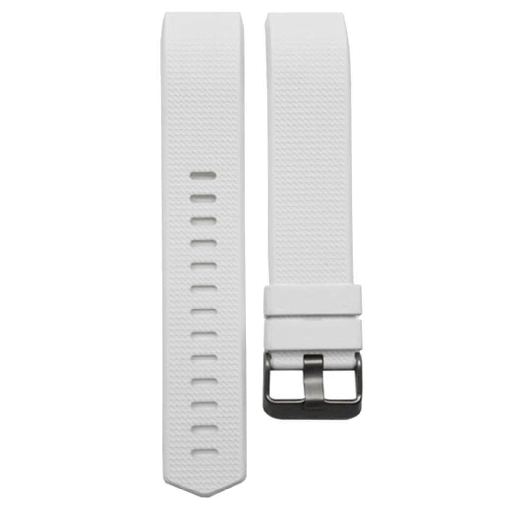 BEST SELLER Astar Men Waterproof Buckle Silicone Rubber Watch Band - intl