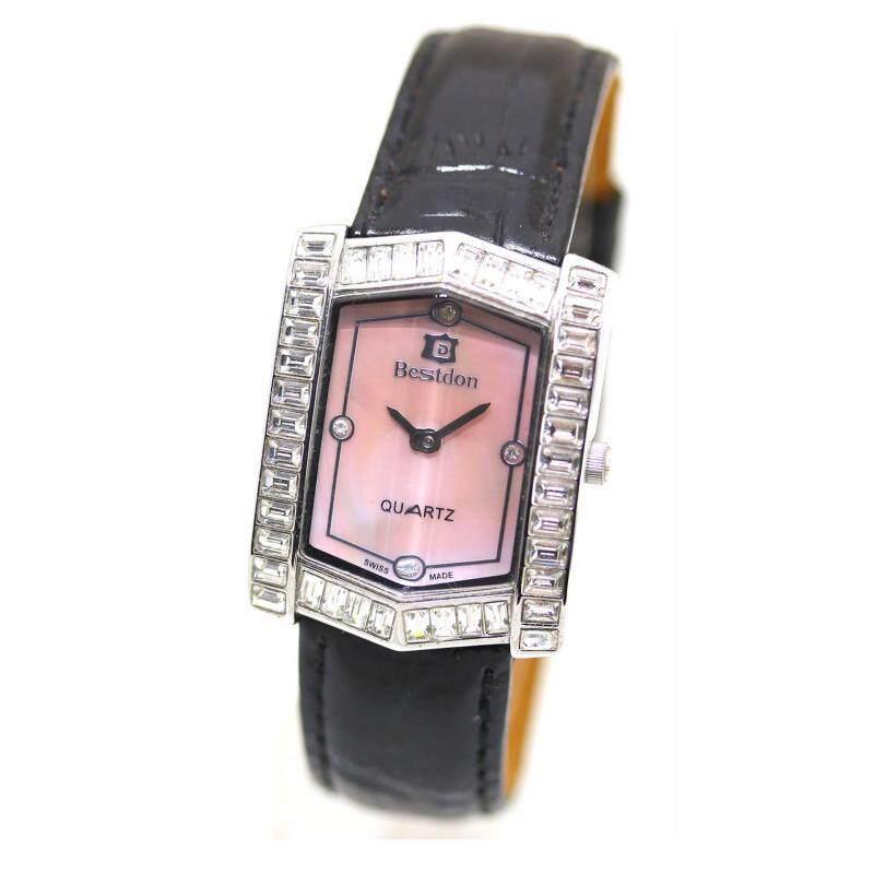 Bestdon 1501B108BLPW Luxury Ladies Watch (Black) Malaysia