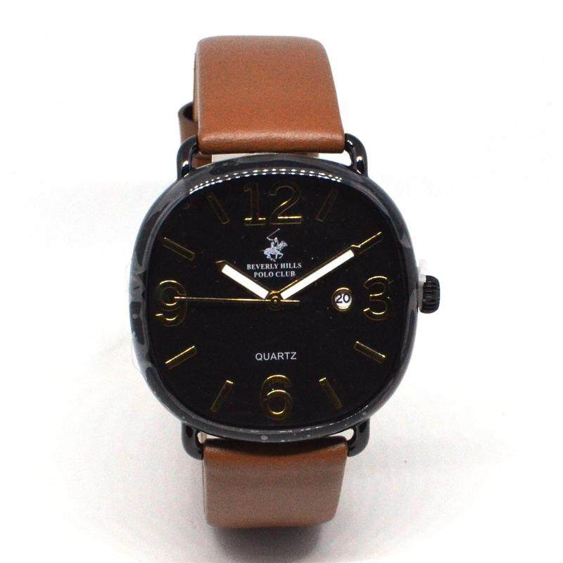 Beverly Hills Polo Club Gents Watch 8027G-BLK-4 Malaysia
