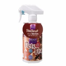 Bio Ion Pets Pounce For Cat Kill Germs Spray 500ml (ocean) By One Stop Petz Centre.