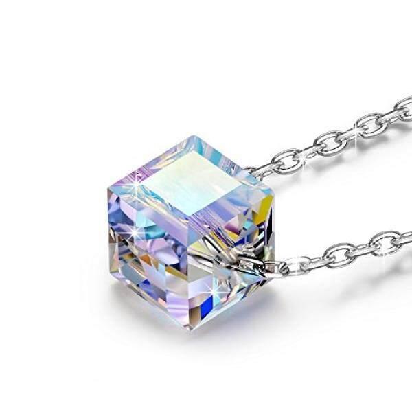 Birthday Gifts For Women Teen Girls Necklace Fine Jewelry Birthstone NINASUN Beautiful Life S925 Sterling Silver