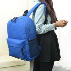Blue Unisex Travel Backpack School Bag Kids Adults Boy s Girl s Men s  Women s Shoulders Book ... caa2f8582152d