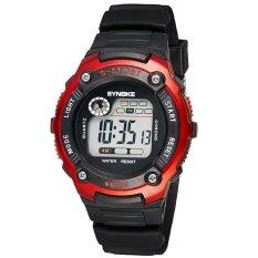 Bounabay Brand Boys LED Digital Waterproof Clock Sport Wrist Watch Malaysia
