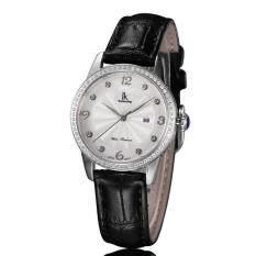 ... Ms. quartz watch fashion leisure diamond J5482 color red white waterproof watch (White)MYR136. MYR 140