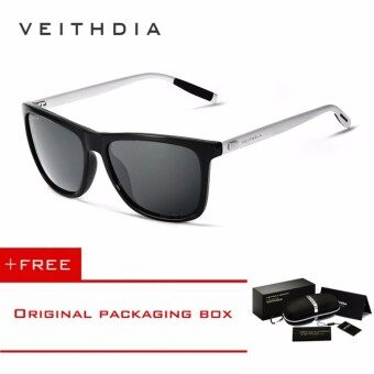4427e28534 VEITHDIA Brand Unisex Retro Aluminum+TR90 Sunglasses Polarized Lens Vintage  Eyewear Accessories Sun Glasses For