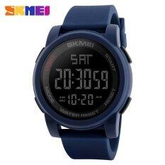 Brand Watch Luxury Mens LED Digital Watches Chrono Countdown Sports Watches Military Wristwatches Relogio Masculino 1257 Malaysia