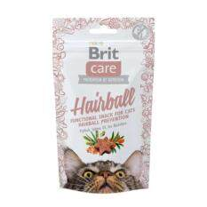 Brit Care Cat Snack Hairball X (3) By Happy Pets.