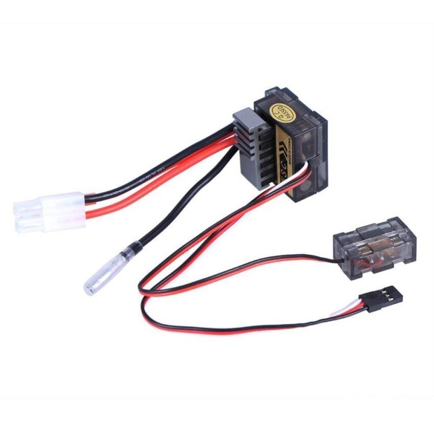 Disikat untuk HSP 320A Regulator 1/8 1/10 ESC Elektronik Speedcontroller-Intl
