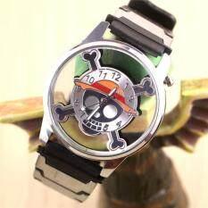 Buy Fashion Boys One Piece Skeleton Hollow Cartoon Watches ...