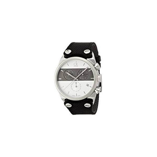 Calvin Klein Bersemangat Mesin Perekam Akurat Pria Jam Tangan K4B381B6-Internasional