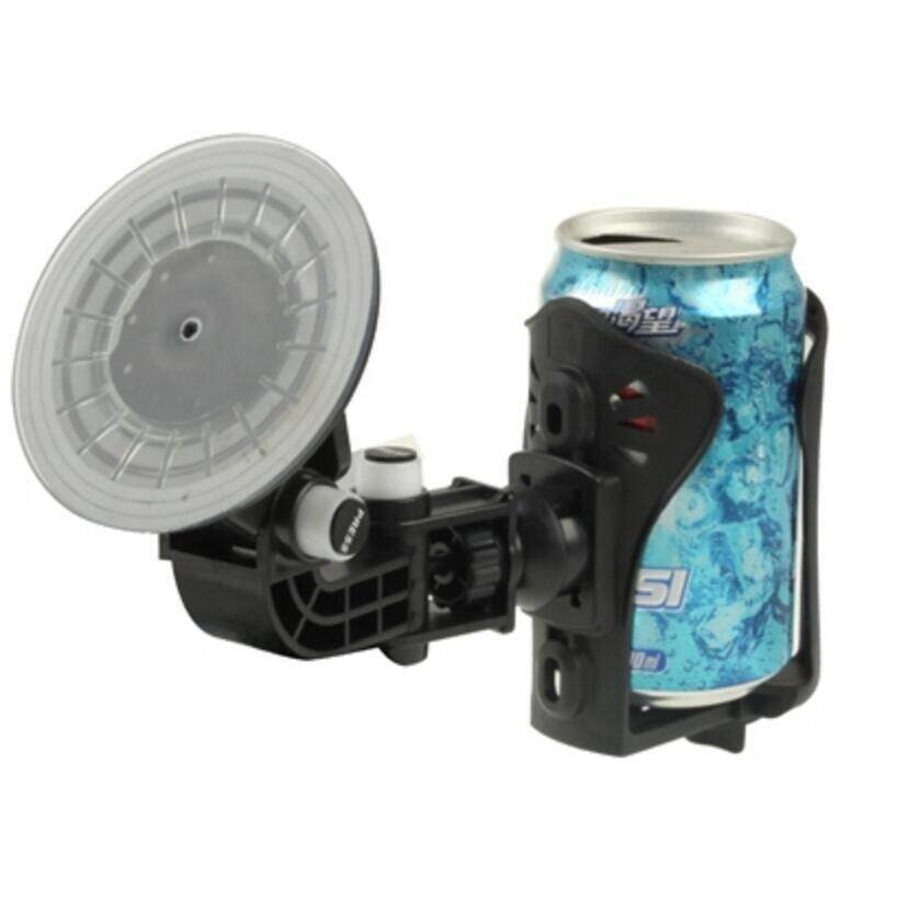 Ready Stock Car Cup Holder for Drinks Drinking Bottles Vacuum Cup Inner Diameter 75mm Auto Accessories,Black