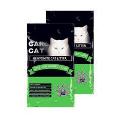 Care Cat Bentonite Cat Litter 10l Apple X 2 By One Stop Petz Centre.