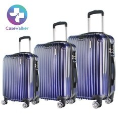 Case Valker Travel Luggage ABS+PC Glossy Protector with Hanger Travel  Luggage 3 in 1 276b52be0a