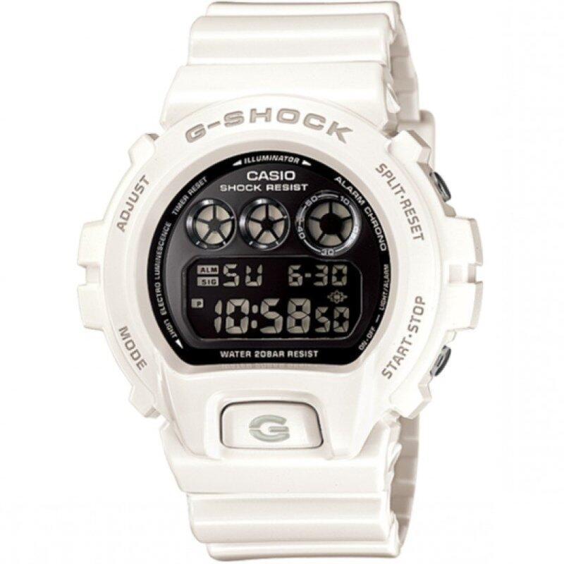 Casio G-shock Dw-6900nb-7 Mens Watch (White) Malaysia