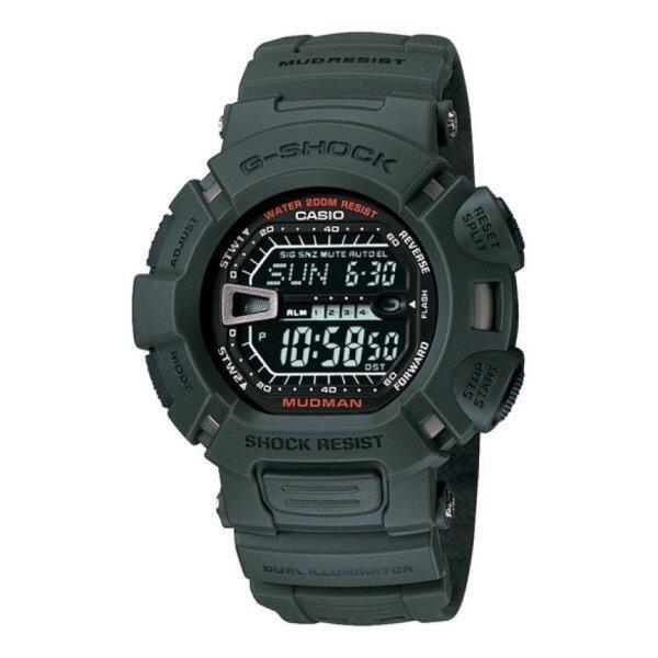 Casio G-shock G-9000-3V Mens watch (dark green) Malaysia
