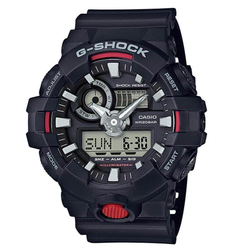 Casio G-Shock GA-700-1A Mens Watch Malaysia